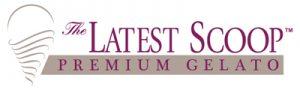 the latest scoop logo premium gelato