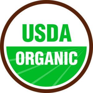 USDA Organic gelato sorbet ice cream usda