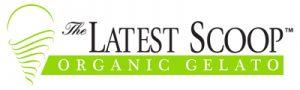 the latest scoop logo organic gelato